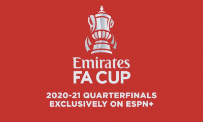 ESPN+ Exclusive – Top Four Premier League Teams in FA Cup Quarterfinal Matches Saturday and Sunday